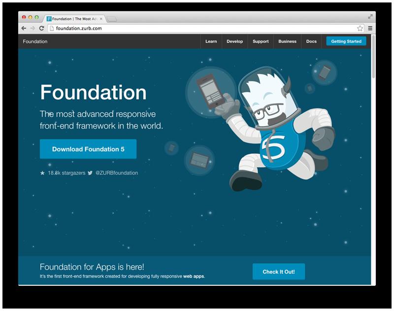 фреймворк Foundation