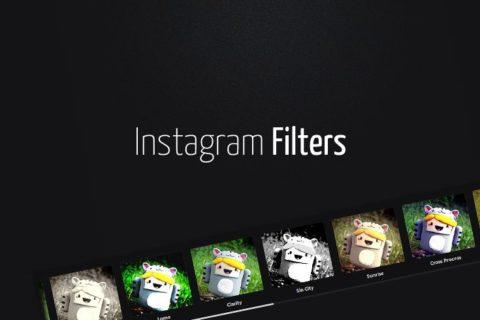 Делаем веб-приложение с Instagram-подобными фильтрами