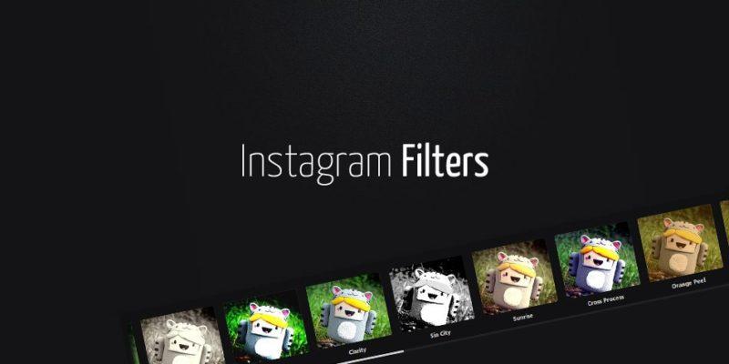 Instagram-like Filters