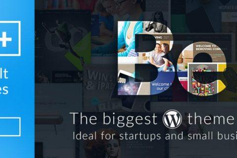 Топ 10 лучших WordPress тем для стартапов и малого бизнеса