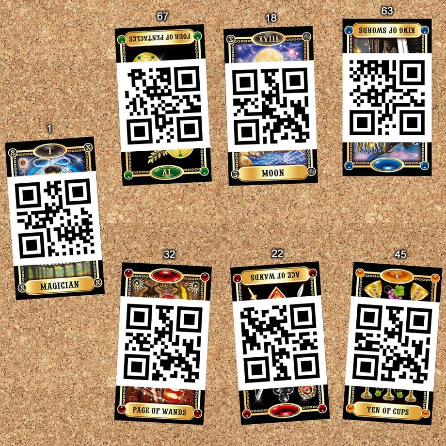 Мобильное приложение ТАРО